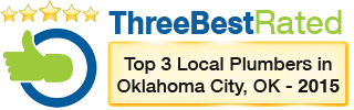 Top Three Best Rated Plumber in Oklahoma City
